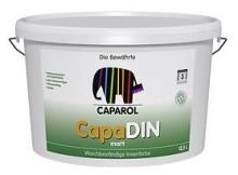 Wandfarbe der Marke Caparol weiss im Test