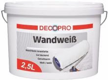 decopro weiss 2,5 liter
