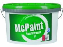 mcpaint wandfarbe weiss matt 5 Liter